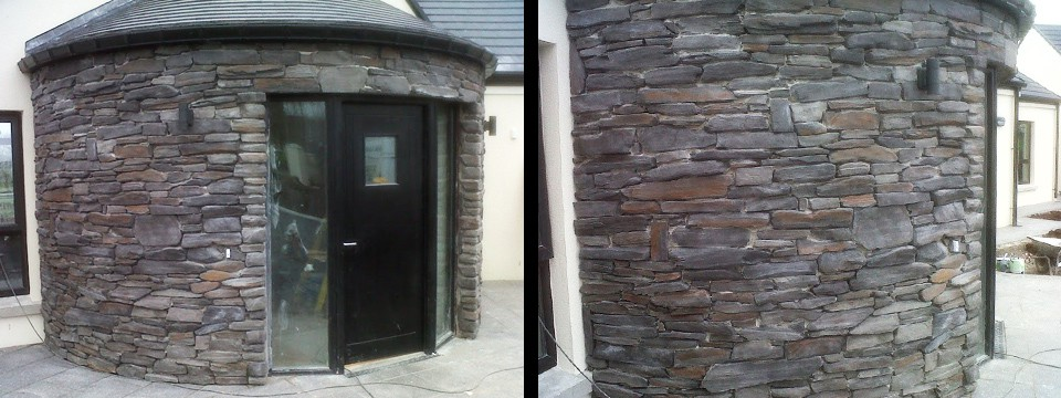 Stone wall cladding & paving experts - Ballymena N.Ireland Uk ...