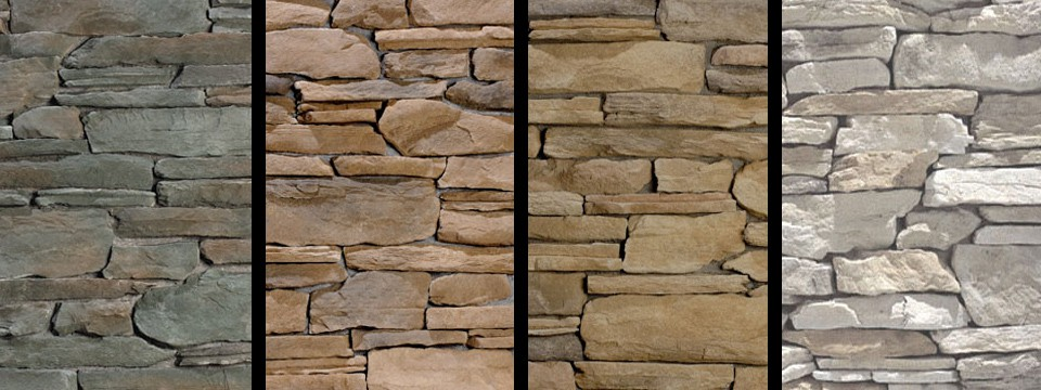 Natural Ledge Stone Cladding